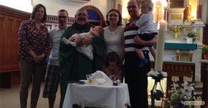 Baptême Gagnon